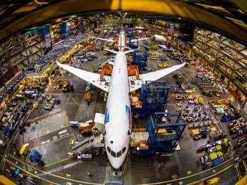 Von Seattle: Boeing Factory Tour