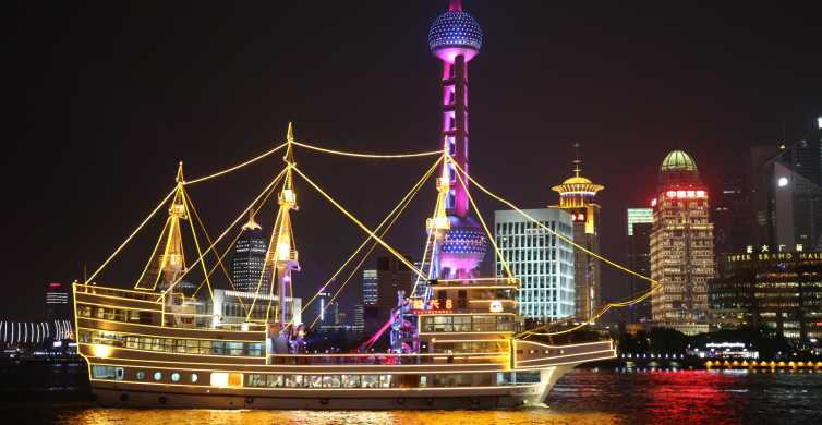 Shanghai: Huangpu River 1-Hour Sightseeing Cruise