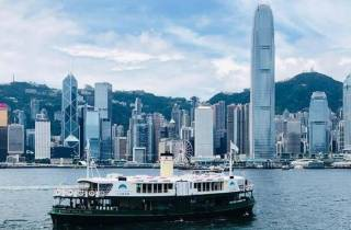 Hong Kong: Victoria Harbour Day Cruise an Bord einer Star Ferry