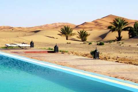 Marrakesh: 3-Day Desert-of-Merzouga Experience