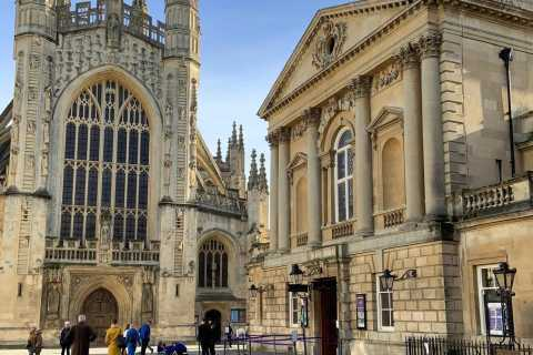 From London: Bath and Stonehenge Excursion in London Taxi