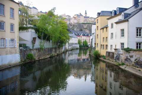 Luxemburg: gratis wandeltocht
