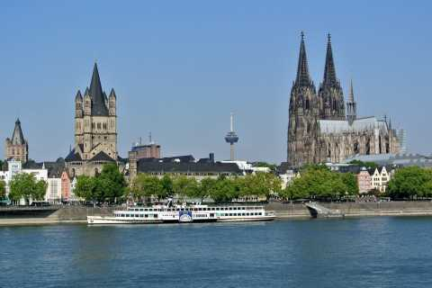 From Amsterdam: Cologne Private Sightseeing Tour