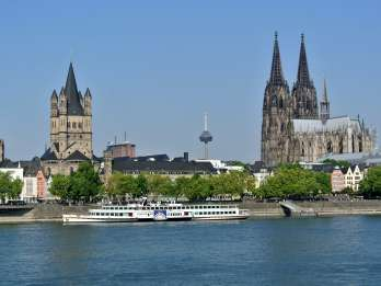 Von Amsterdam: Kölner Private Sightseeing Tour