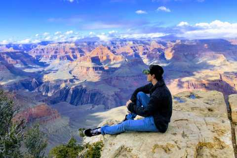 Grand Canyon: Multi-Stop Guided Tour from Las Vegas