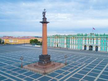 St. Petersburg: Geführte 3-stündige Eremitage