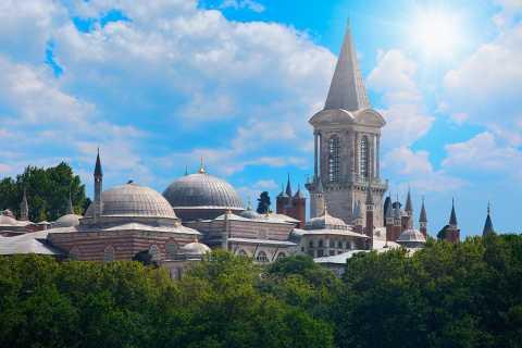Istanbul: Topkapi Palace Skip-the-Line Ticket & Audio Guide