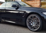 Mailand: BMW M4 Competition Cabrio Test Drive