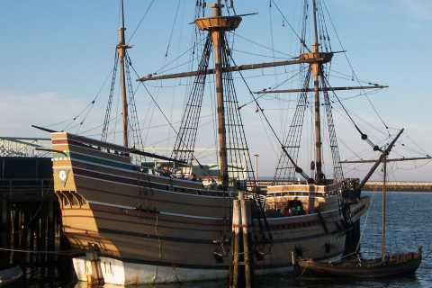 From Boston: Quincy, Plymouth, and Mayflower II Day Trip