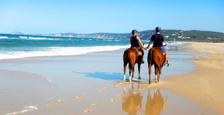 Rainbow Beach: Horse Riding