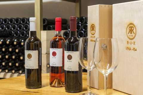 De Split / Trogir: visite du parc national de Krka et dégustation de vins