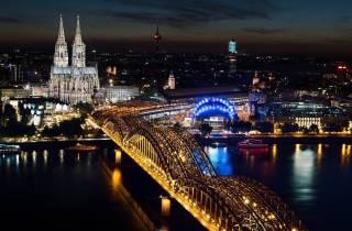 Von Amsterdam: Privater Sightseeing-Tagesausflug nach Köln