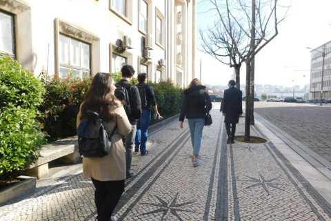 Coimbra: experiencia de visita guiada privada a pie de 2 horas