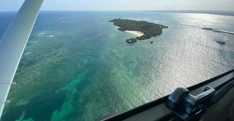 Diani Beach: Coastal Scenic Flight