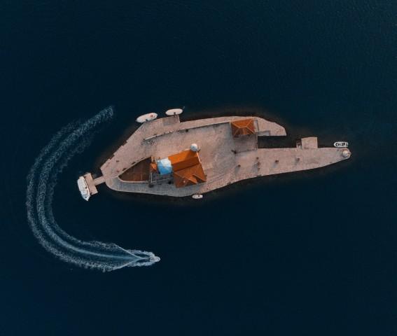 Kotor: Bay of Kotor en Blue Cave Speedboat Tour