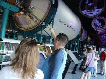 Orlando: Geführte Kennedy Space Center Tour