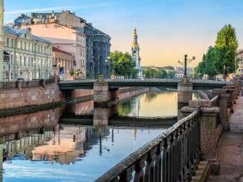 St. Petersburg: Fluss- und Kanalbootausflug