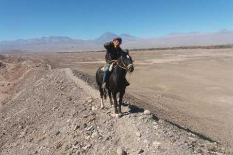 San Pedro de Atacama: Moon Valley Horseback Riding Tour