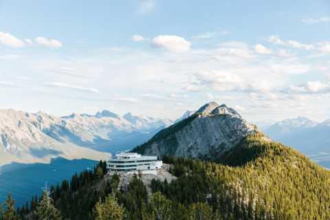 From Calgary: Banff Tour with Gondola & Lake Cruise