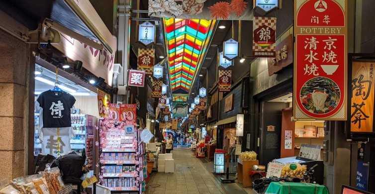 Kyoto Nishiki Market Food Tour