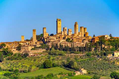 From Florence: Pisa, Siena, San Gimignano and Chianti Full-Day Trip with Siena Cathedral