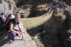 De Cusco: Ponte Q'eswachaka e excursão de dia inteiro a 4 lagoas