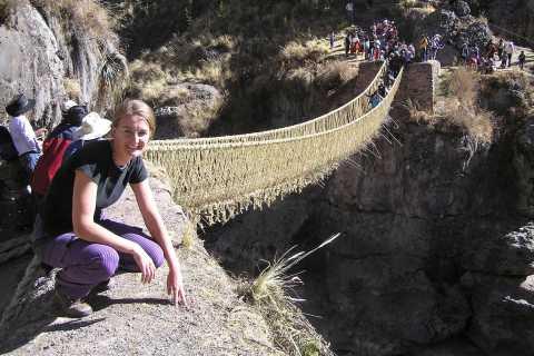 De Cusco: pont d'une journée au pont Q'eswachaka et aux 4 lagons