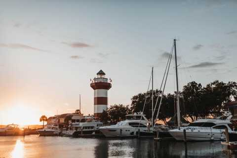 Hilton Head Island: Self-Drive Pontoon Boat Rental