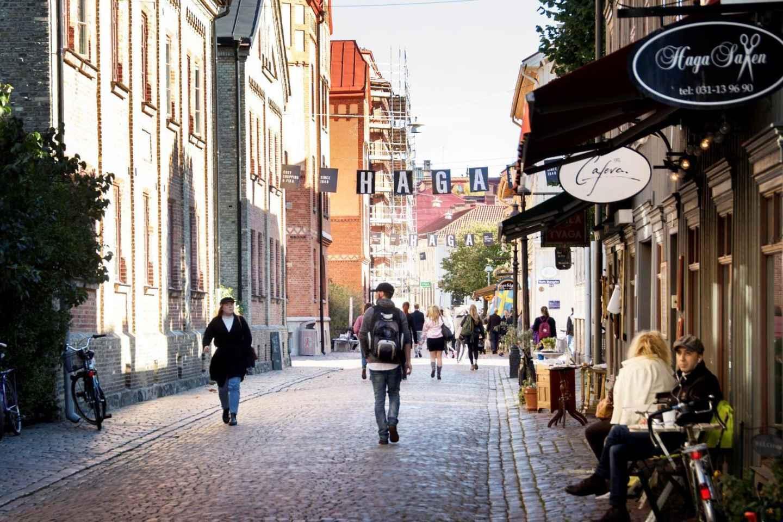Göteborg: Stadtrundgang durch die Altstadt von Haga