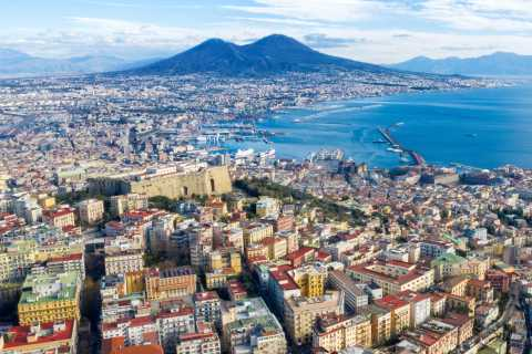 Naples: Full-Day City Tour with Pompeii and Sorrento