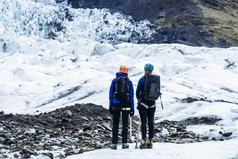 Vatnajökull: Short Glacier Encounter Walk