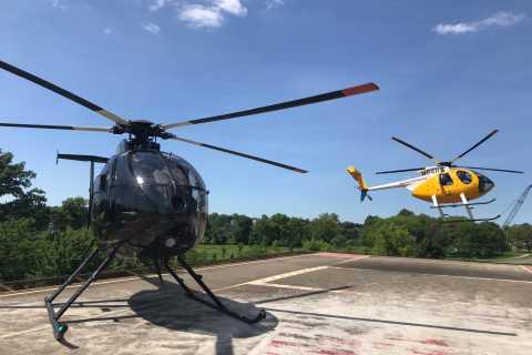 Cataratas del Niágara, EE. UU .: Vuelo panorámico en helicóptero