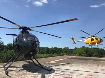 Niagarafälle, USA: Szenischer Hubschrauberflug