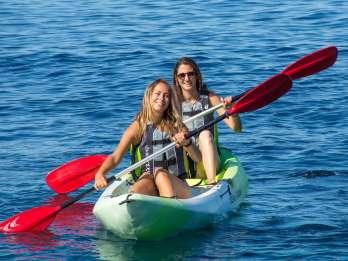 Santa Ponsa: 3-stündige Marine Reserve Kayak Tour