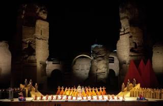 Rom: Caracalla-Oper im antiken Freilichttheater