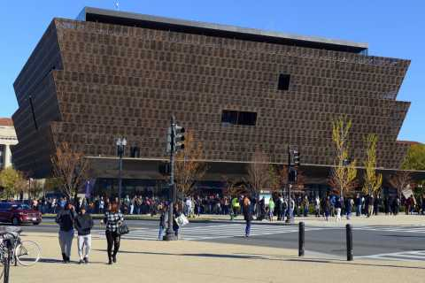Washington DC: African American History Museum Family Tour