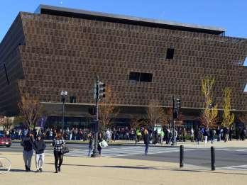 Washington DC: Familientour durch das Afroamerikanische Geschichtsmuseum