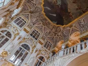 St. Petersburg: Geführter Ausflug zur Eremitage mit Mittagessen