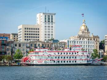 Savannah Riverboat: Narrated Harbour Sightseeing Cruise