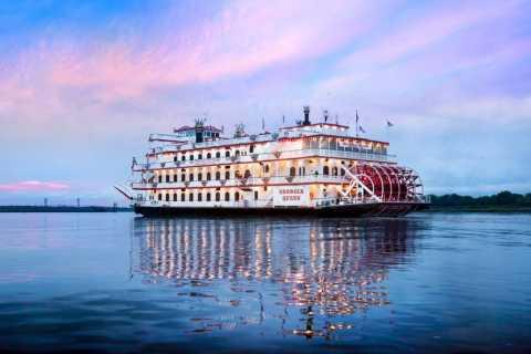 Savannah Riverboat: Sightseeing-Kreuzfahrt bei Sonnenuntergang
