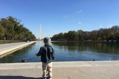 Washington DC: National Mall Family-Friendly Walking Tour