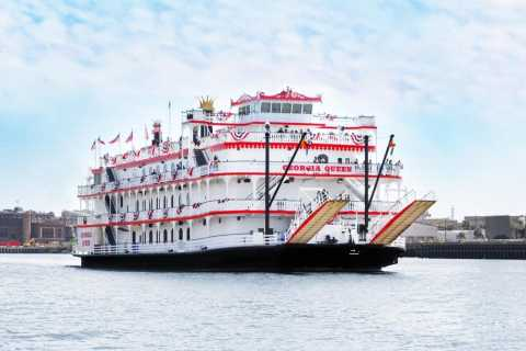 Savannah Riverboat: Sightseeing Lunch Cruise