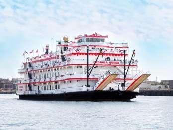 Savannah: Bootsfahrt auf dem Savannah River mit Mittagessen