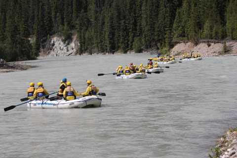 Kicking Horse River: 3-Hour Introduction to Rafting