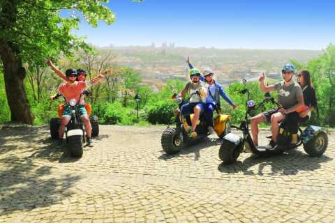 Prague: Electric Trike Private Tour with a Guide