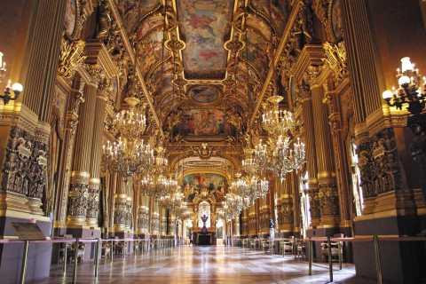 Paris: billets de croisière pour l'Opéra Garnier et la Seine