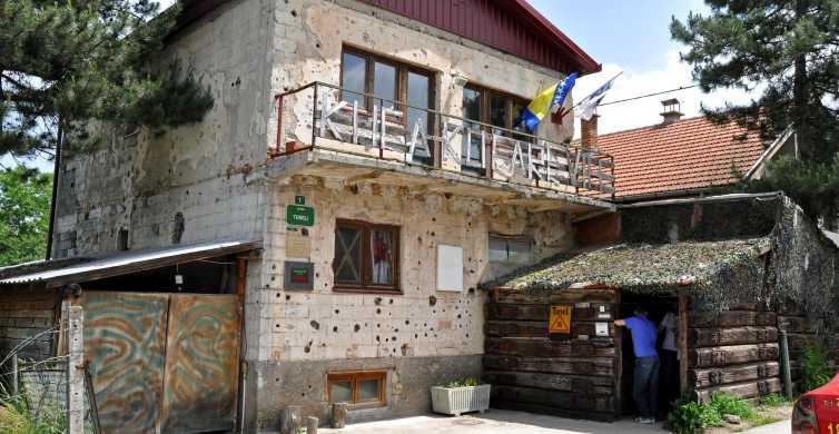 Sarajevo: Ewige Flamme und Sarajevo Tunnel Tour