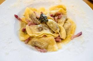 Bergamo: 3,5-stündige Tour mit traditionellem Essen