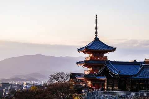 Kyoto: Walking Tour in Higashiyama