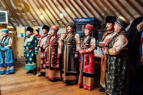 Irkusk: Golden Horde Etnoparc Experience
